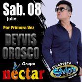 Deyvis Orosco – Nectar