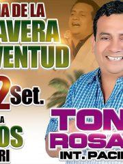 Tony Rosado Vuelve a Stylos Pichari
